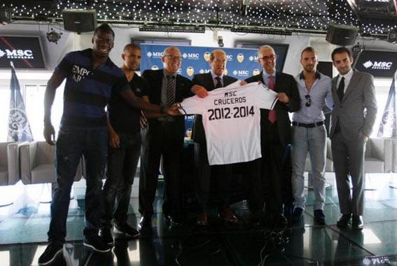 MSC renueva, por dos años, con el Valencia