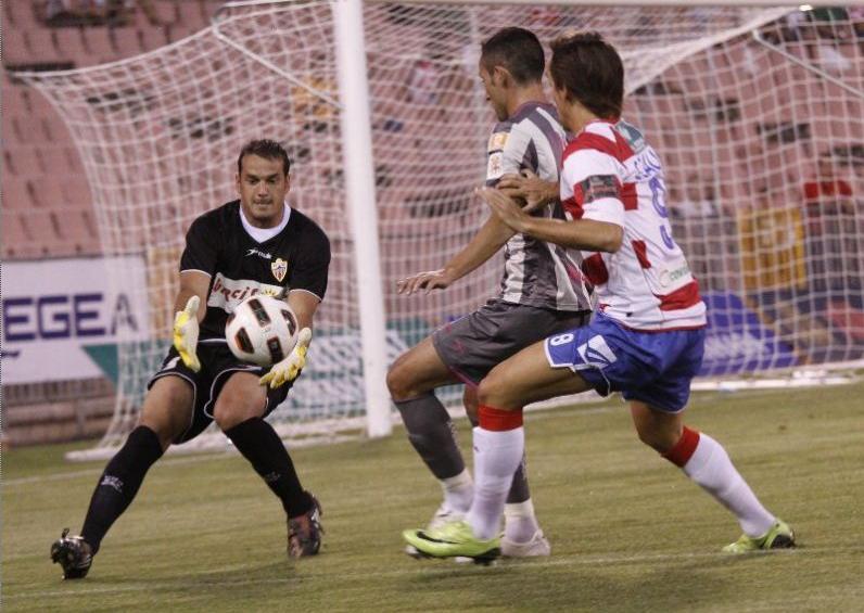 El Almería preparado para la Liga