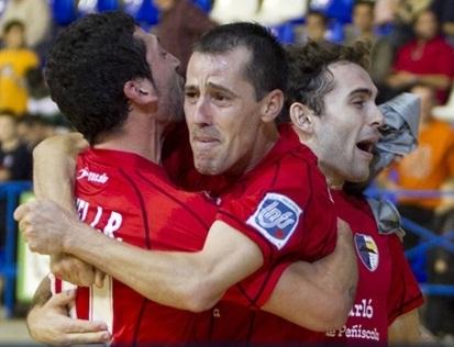 """Diego Blanco: """"Estamos arriba por el gran trabajo y esfuerzo del grupo"""""""