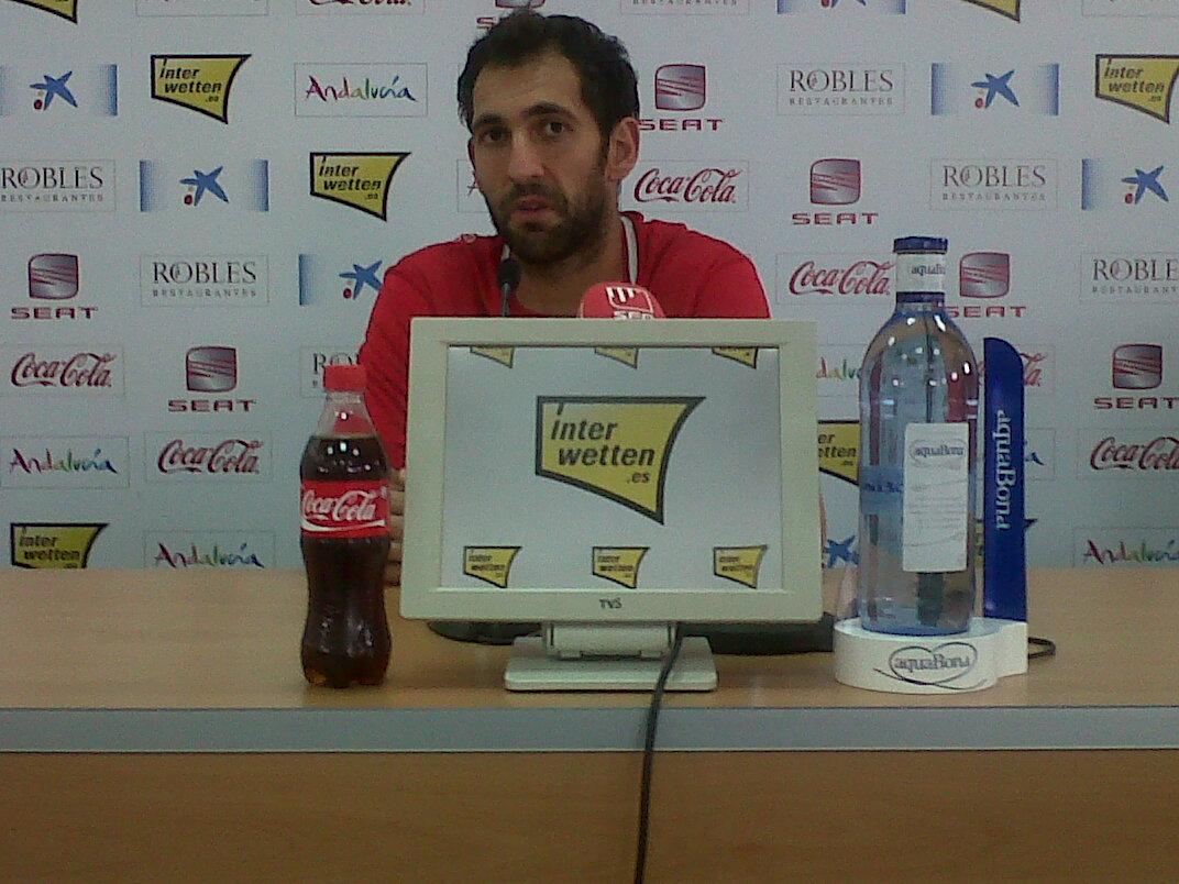 """Diego López: """"Vamos a intentar que la portería del Sevilla sea la mejor guardada de Primera"""""""