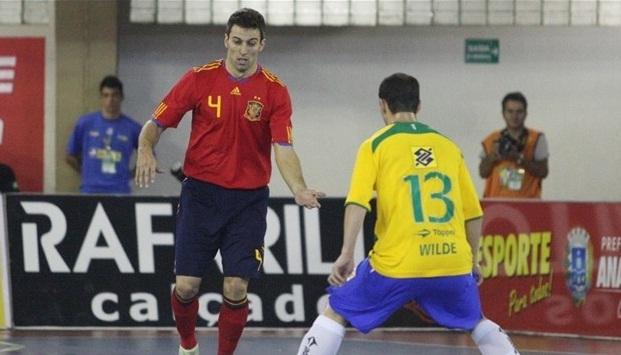 España - Brasil, así lo vivimos