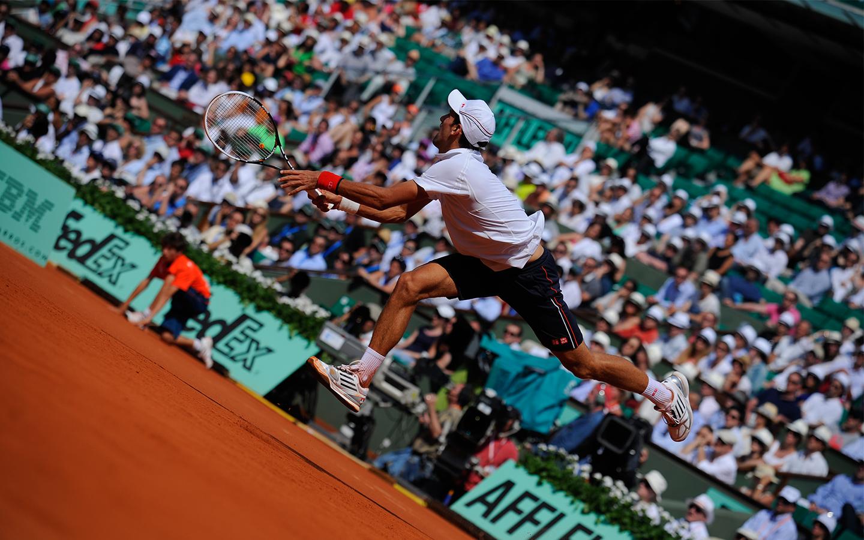 Roland Garros: La calma perdida de Djokovic