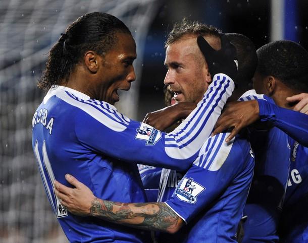 Chelsea fait tomber City !