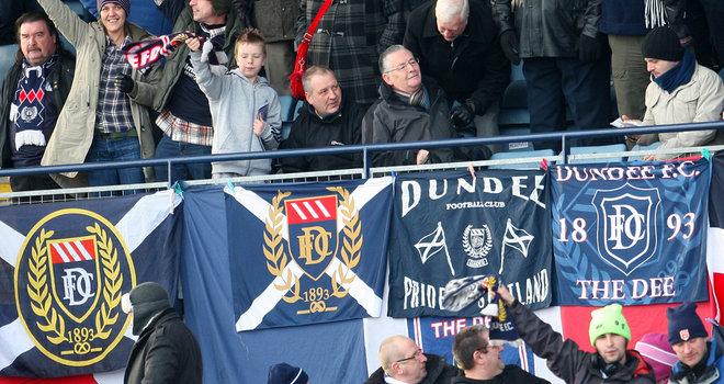 El Dundee es invitado a formar parte de la SPL