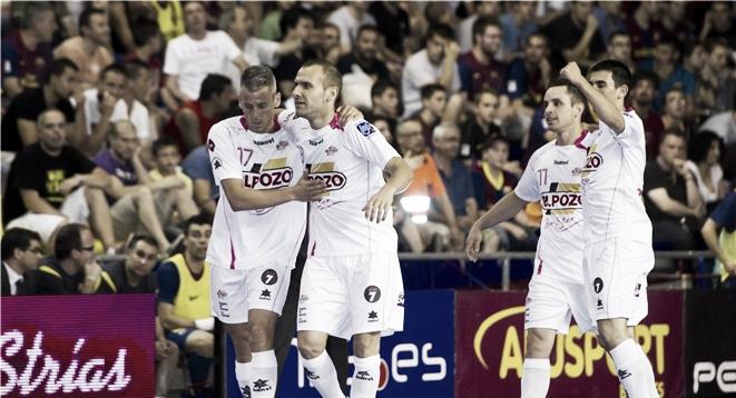 La derrota ante ElPozo (1-6), la segunda más abultada que recibe el Barça desde 2006