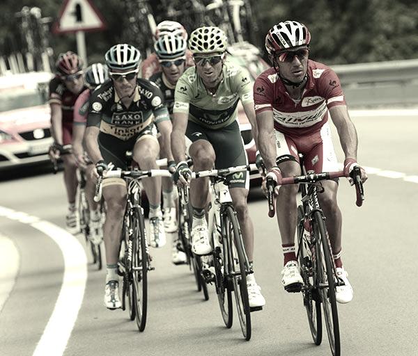 El triunfo del ciclismo