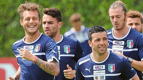 Italia - Luxemburgo: dejen paso al Calcio