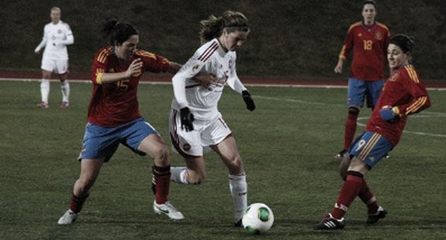 Dinamarca 2-2 España: grandes sensaciones en la última prueba preparatoria