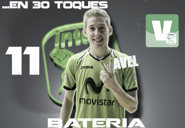 Inter Movistar: Bateria en 30 toques
