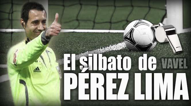 El silbato de Pérez Lima: los árbitros como escudos de defensa