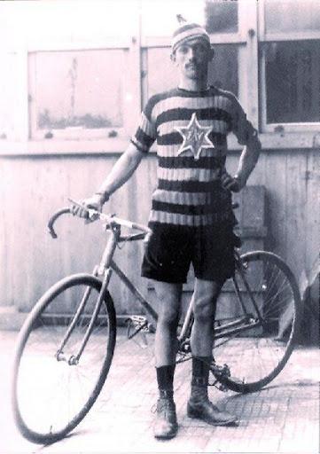 El primer español que corrió el Tour: Vicente Blanco, el Cojo