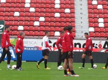 Clemente se lleva a Moisés al Bernabéu y deja fuera a Barral y Rivera