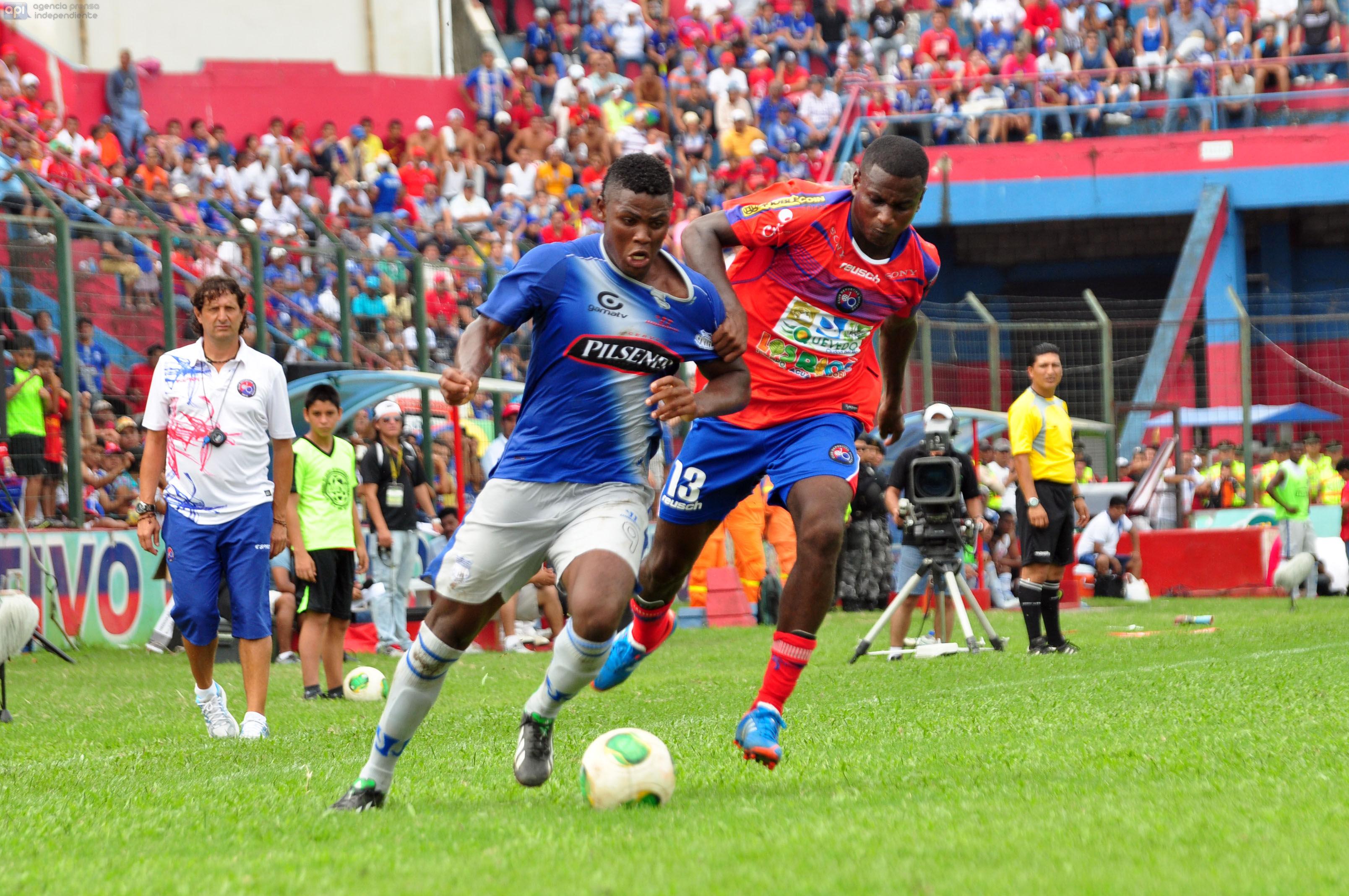 Previa: Deportivo Quevedo - Emelec