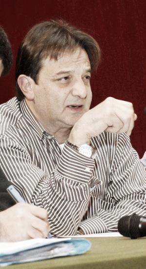 Emilio Varela, único candidato oficial a la presidencia de la RS Gimnástica