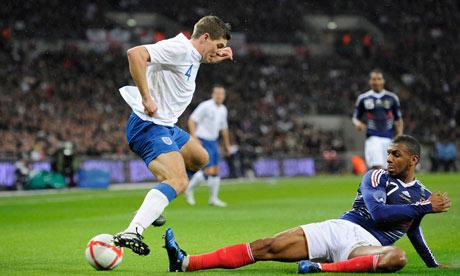 Francia - Inglaterra: el teórico liderato del grupo en juego