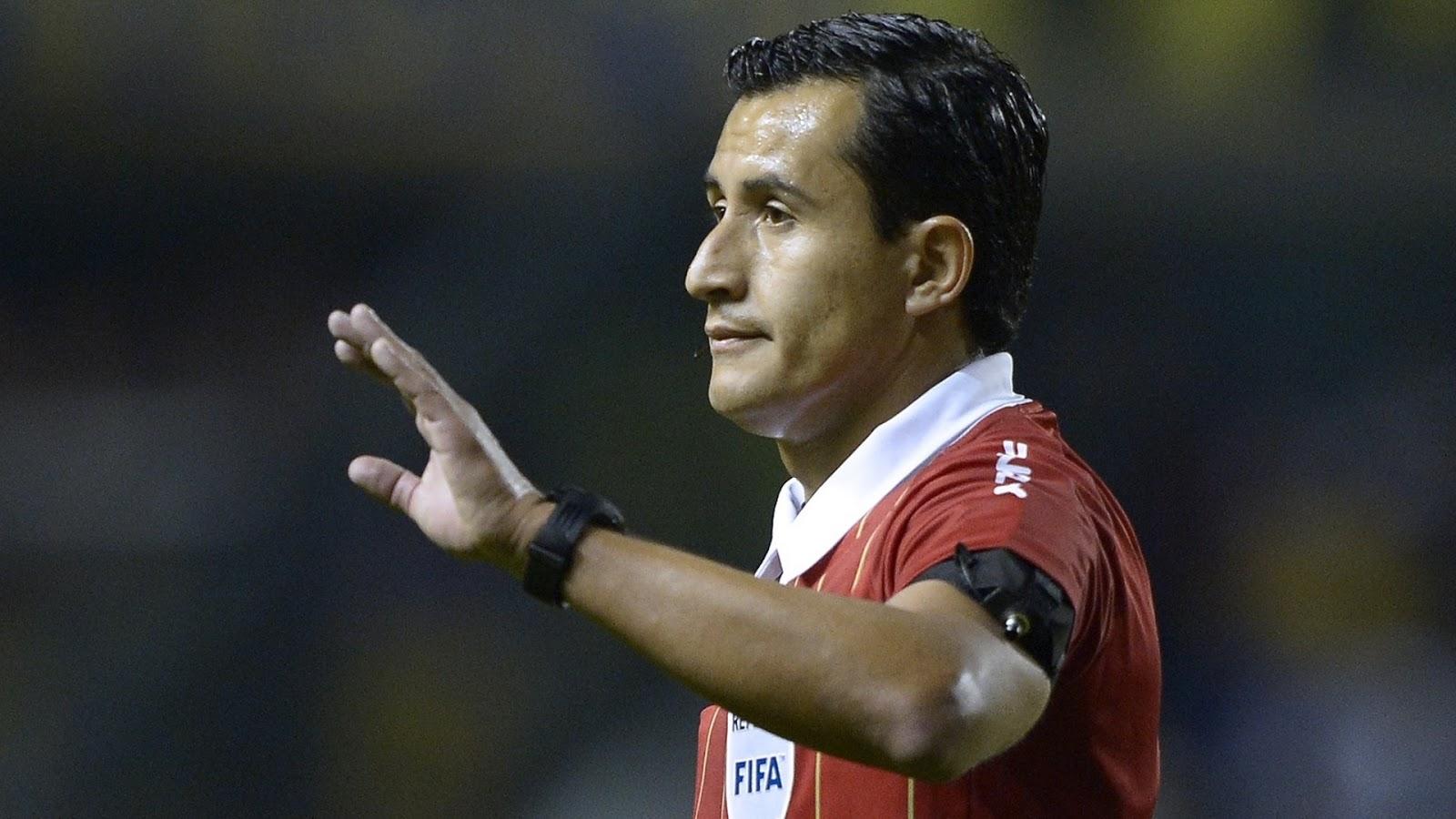 Lista de árbitros para a Copa das Confederações é divulgada pela Fifa