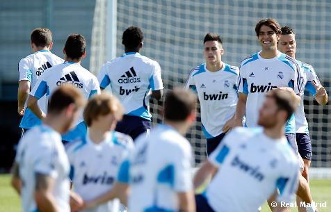El Madrid prepara su visita al Sánchez Pizjuán
