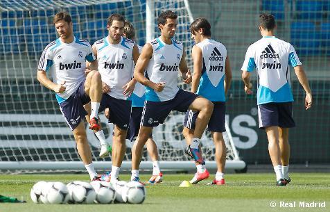 El Madrid empieza a preparar la Supercopa