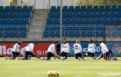Sin descanso, el Madrid prepara ya su debut en Copa