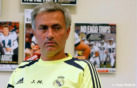 """Mourinho: """"Vamos a luchar por cada partido y por cada título"""""""