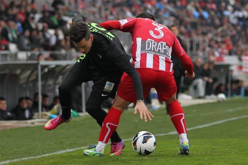Girona FC - Córdoba CF, fin a la racha triunfal blanquiverde