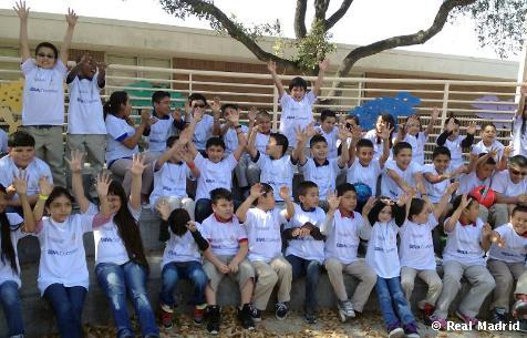 La Fundación Realmadrid inaugura dos nuevas escuelas en Estados Unidos
