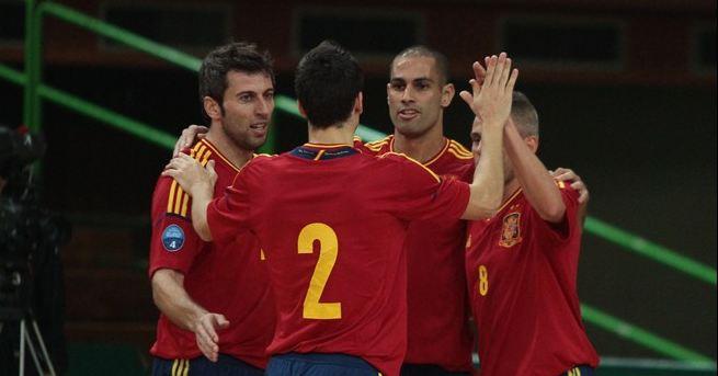 Eslovaquia - España: Primer matchball por una plaza en Tailandia