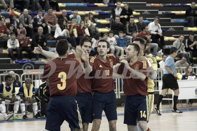 España vapulea a Malasia (15-0) en su última cita antes del Mundial