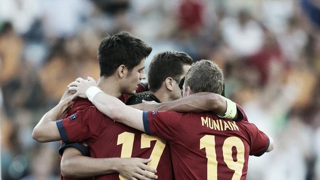 L'Espagne assure la première place contre les Pays-Bas