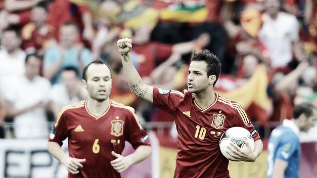 España - República de Irlanda: el doble objetivo de vencer y convencer