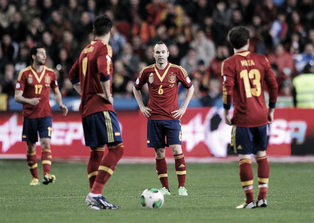 Espanha: a busca pelo título que lhe falta