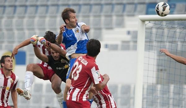 UD Almería-Sabadell FC: duelo de aspirantes al ascenso