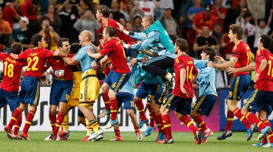 España, a la final en los penaltis con el apoyo de 18 millones de espectadores