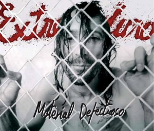 Extremoduro lanza su nuevo trabajo, 'Material Defectuoso'