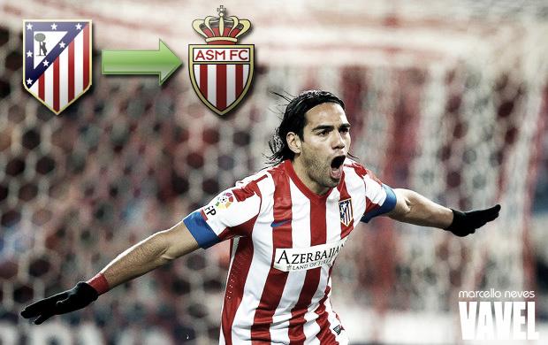 Falcao García é o novo reforço do Monaco