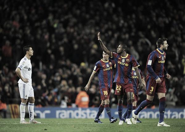 Los paralelismos amenazan al Real Madrid en el Camp Nou
