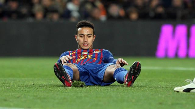 Thiago Alcántara se pierde los Juegos por lesión
