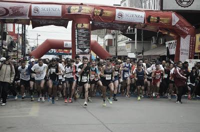 A pesar del frío, se celebró una nueva Maratón de Lanús
