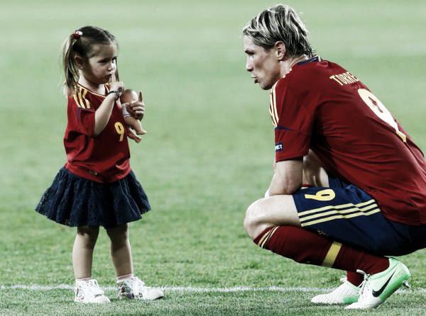 Fernando Torres: el descanso del guerrero