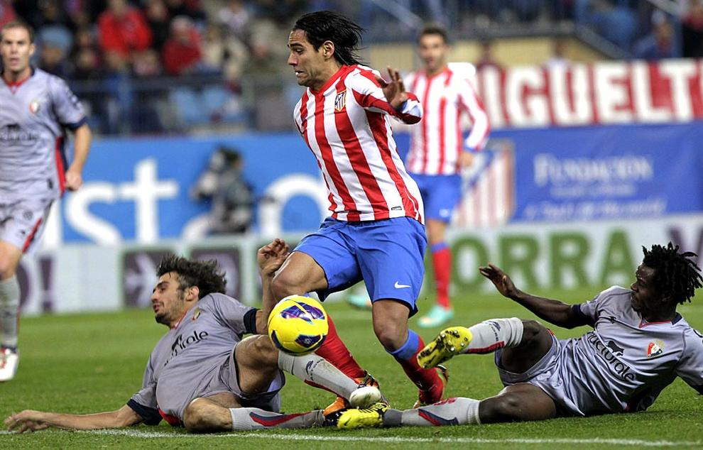 Atlético - Osasuna: puntuaciones de Osasuna, jornada 9