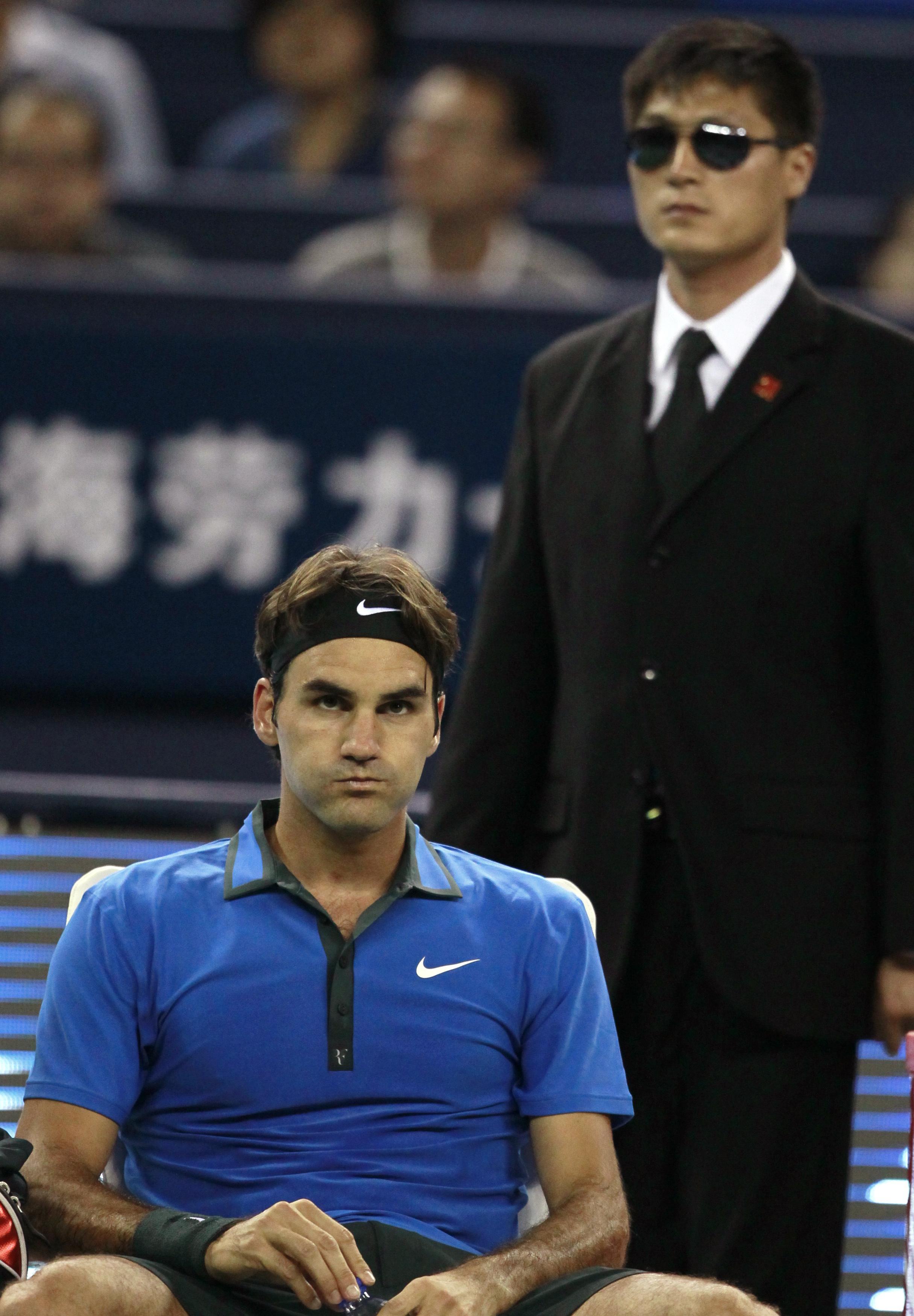 Una montaña para Federer