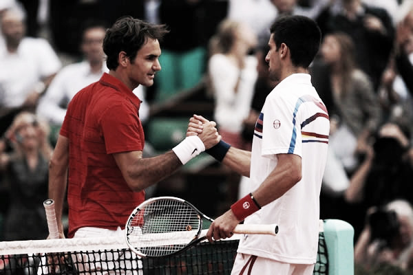 Roland Garros: (Previa) Djokovic-Federer, más cabeza que piernas