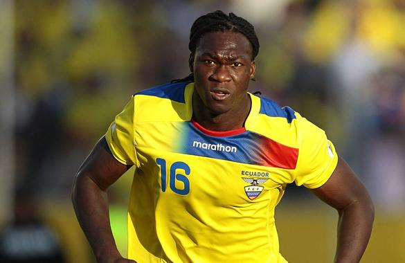 Hoy se sabrá si Felipe Caicedo viaja a Lima