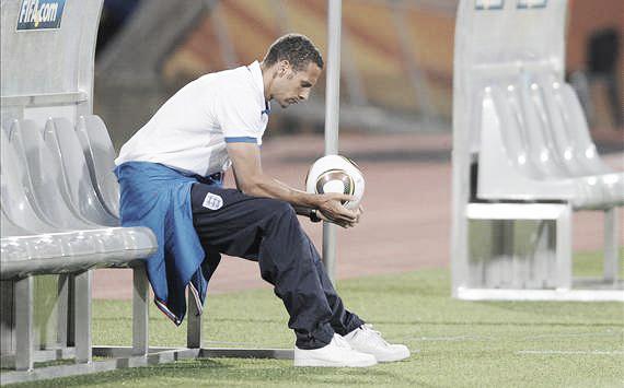 La ausencia de Ferdinand con Inglaterra: descodificando las razones de Hodgson