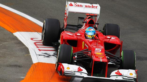 """Fernando Alonso: """"Está todo en una o dos décimas, así que será una crono competida"""""""