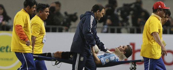 Fernando Gago recibirá cargas físicas