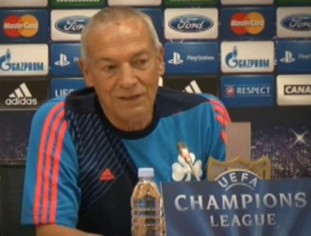 """Jesualdo Ferreira: """"El Málaga tiene una mejor posición para el futuro"""""""