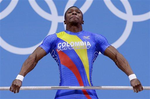 Oscar Figueroa, 317 kilos de plata