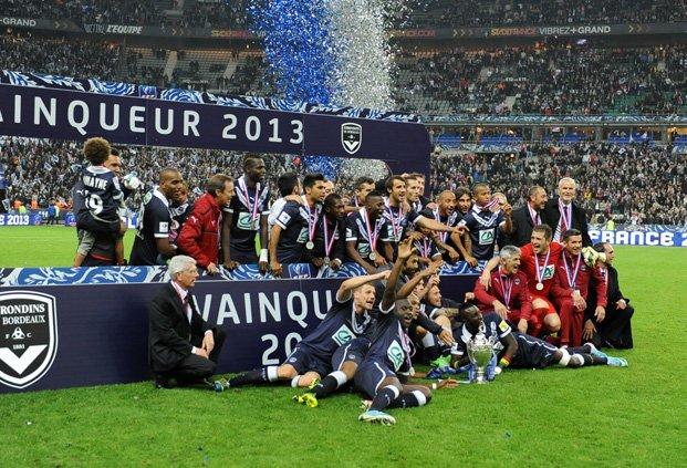La saison se clôture sur une Coupe de Bordeaux