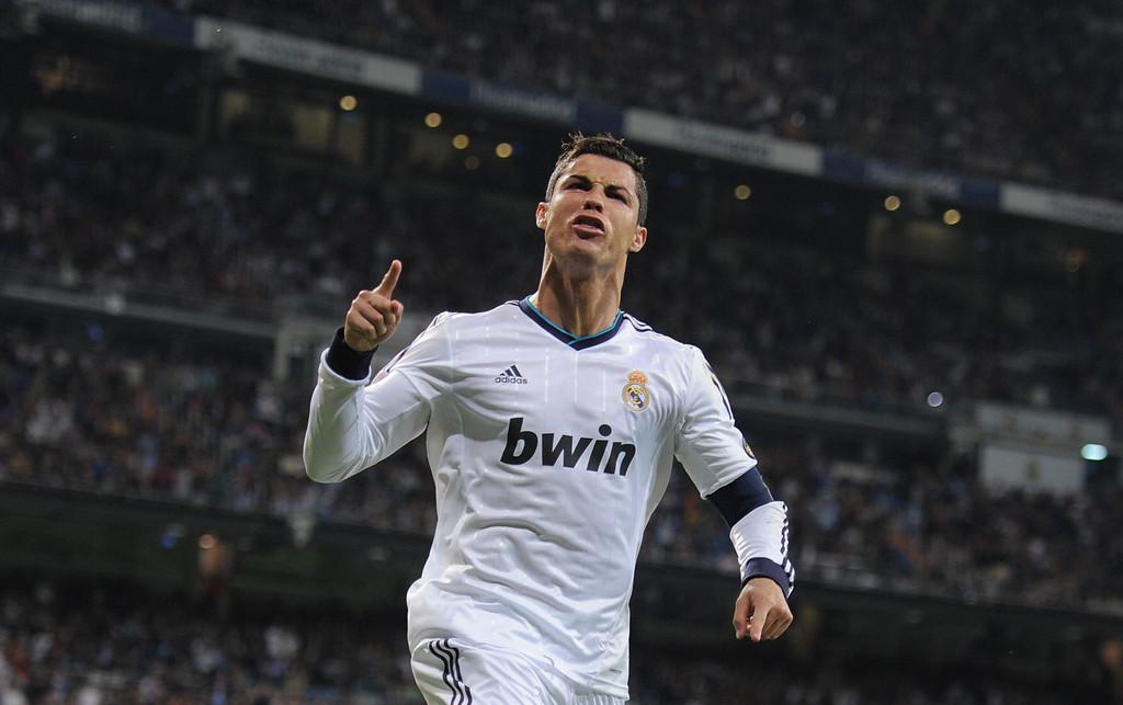 Cristiano Ronaldo: 200 gols em 197 jogos pelo Real Madrid